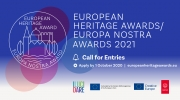European Heritage Awards / Europa Nostra Awards 2021: Open for submissions