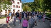 Switzerland: Restoration of Manor Farm of Bois de Chênes honoured