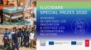 ILUCIDARE Special Prizes 2020 for 'Archaeology for a young future' and Estonian Print and Paper Museum