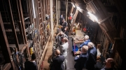 Historic Stage Machinery of the Bourla Theatre in Antwerp: a success story of our 7 Most Endangered programme