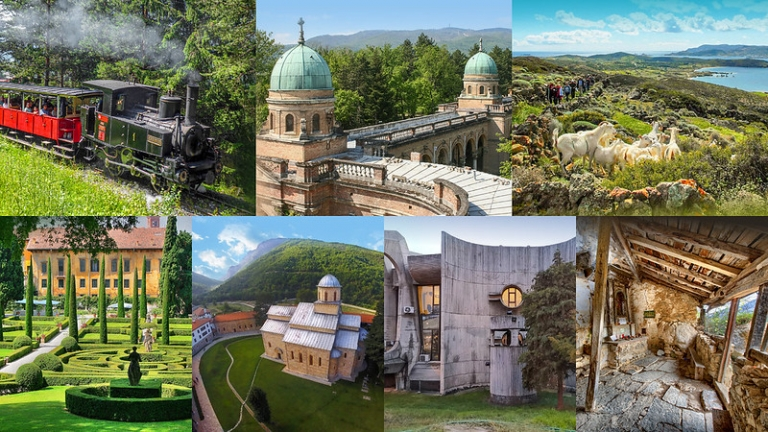 Europa Nostra and EIB Institute announce Europe's 7 Most Endangered heritage sites 2021
