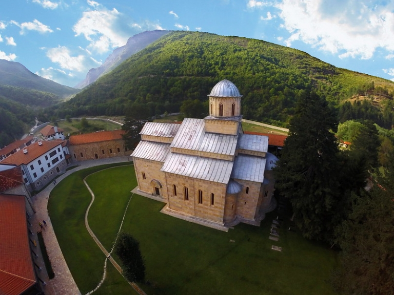 Inclusion of the Dečani Monastery on the 2021 List of 7 Most Endangered heritage sites in Europe